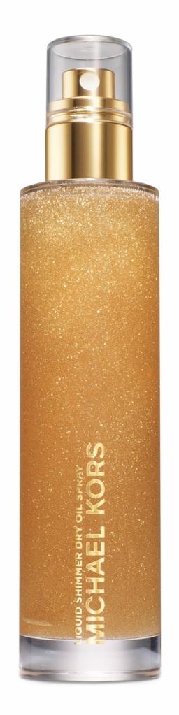 Liquid Shimmer Dry Oil Spray