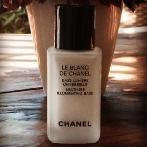 Le Blanc Chanel