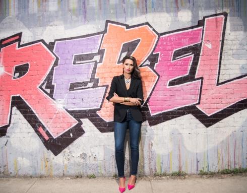 Regina Merson_Rebel Wall