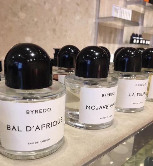 Perfumes tienda